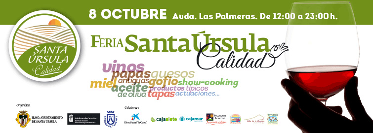 Feria Santa Ursula Calidad