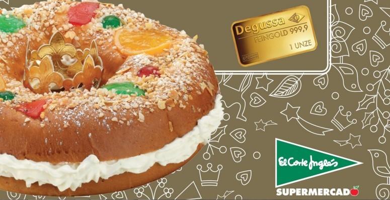 GastroCanarias | Los roscones de Reyes de El Corte Inglés
