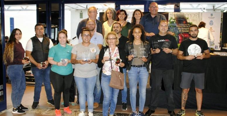 Premiados en I Concurso de Mojos de la Isla de Tenerife
