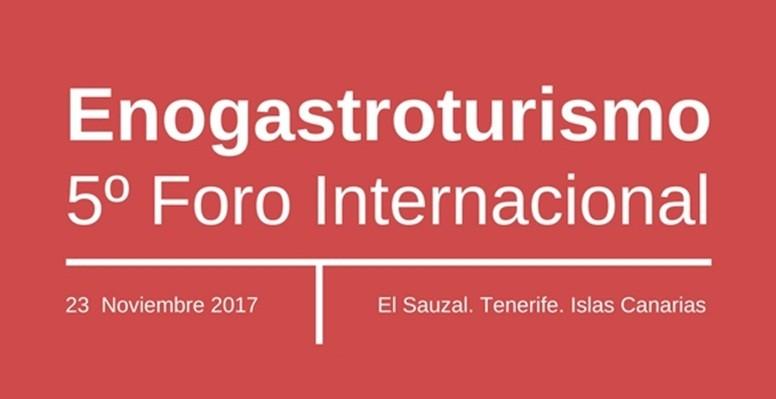 Banner Foro de Enogastroturismo