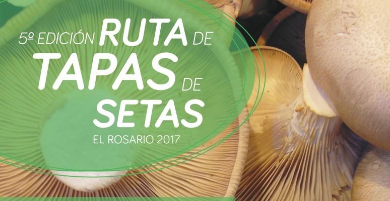 10-11-2017 CARTEL V RUTA DE LAS SETAS