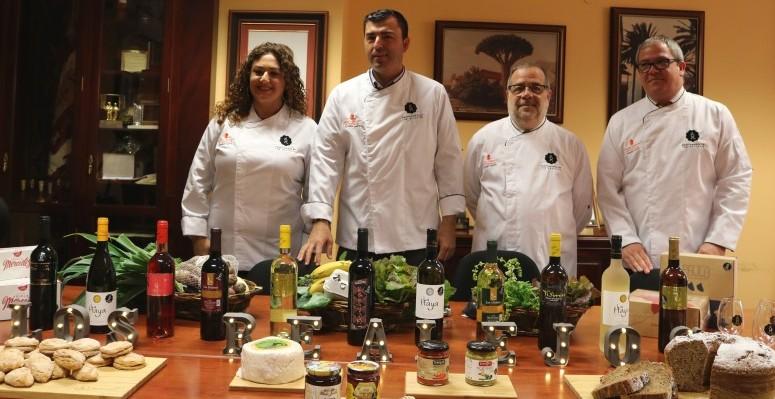140518 Presentación sello gastronómico realejero V GastroCanarias 2018 01