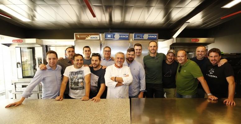 Cocineros Revelacion Paco Torreblanca