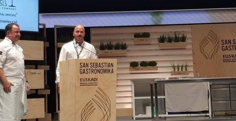 Gastronomika 2018 con Berasategui