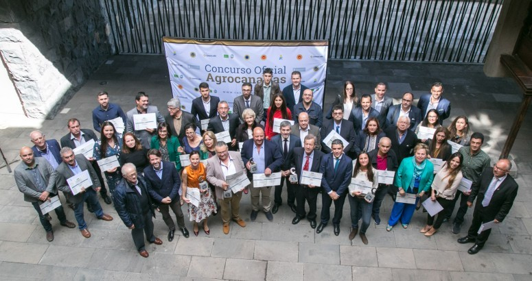 Premios Agrocanarias 19