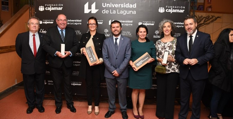 Premios ULL 2018