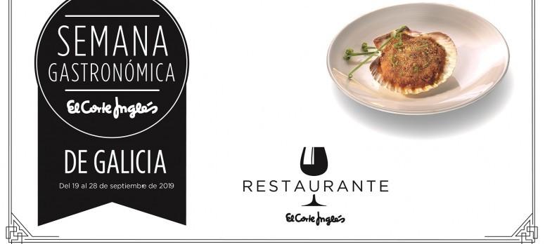 semana gastronómica de Galicia