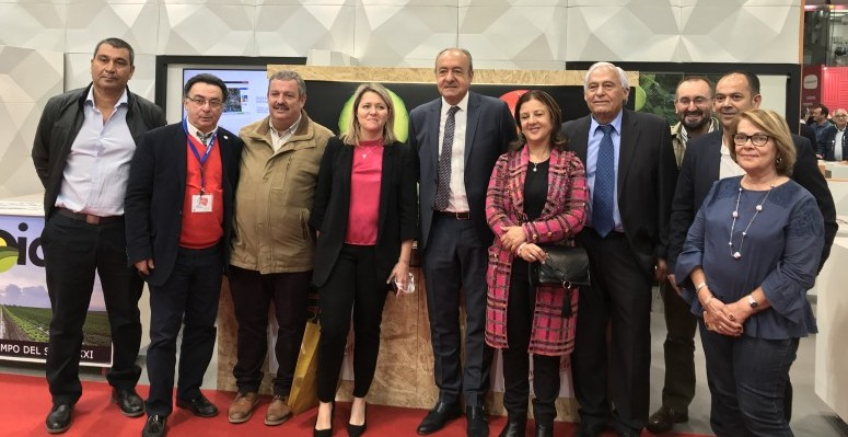 FRUIT ATTRACTION 2019 CONSEJERÍA